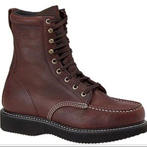 "Men's Fin & Feather 8"" Lace-up boots"